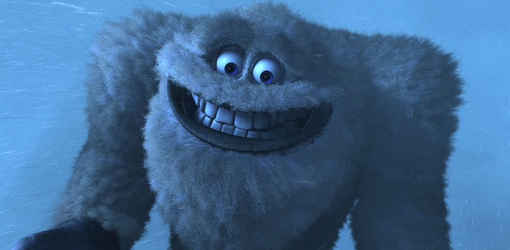 Fellow teachers… be more Yeti!