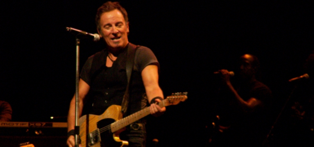 My teaching inspiration: Bruce Springsteen