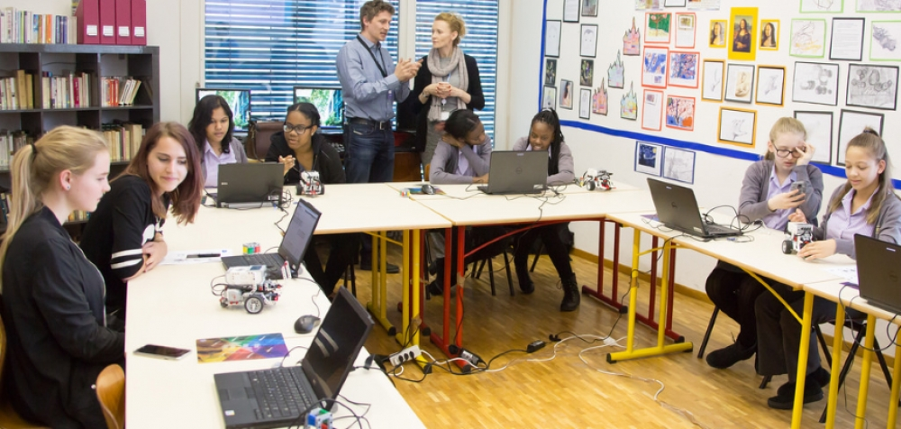 Britannica aiding digital citizens in schools nationwide