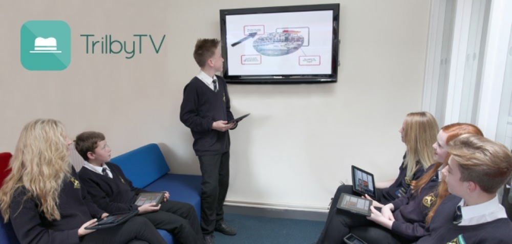 All-in-one video resource brings schools to life